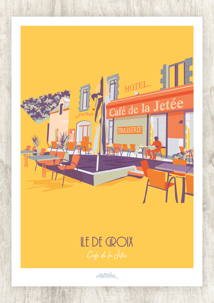 Café de la Jetée