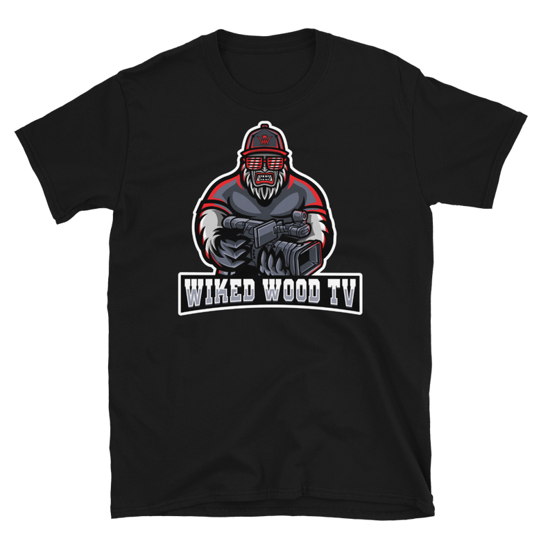 Image of Wiked Wood TV T-Shirt
