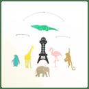Image 1 of ZOO Hanging Mobile