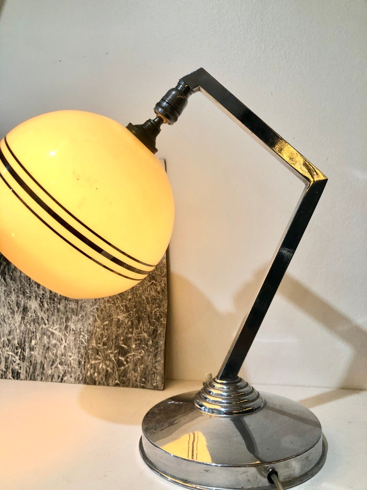 Image of Lampe vintage articulée