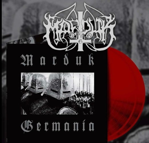 Image of Marduk - Germania Blood red DLP