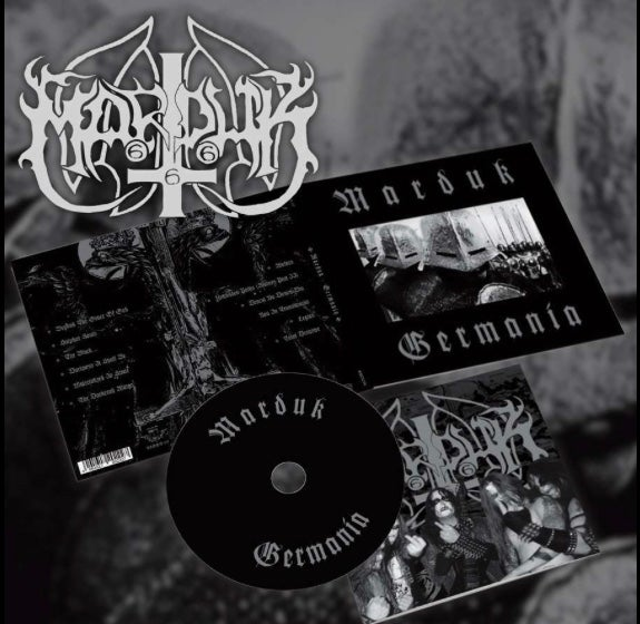 Image of Marduk -Germania CD