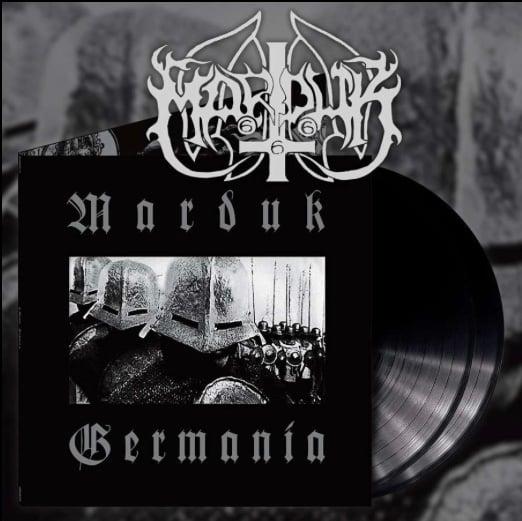 Image of Marduk - Germania black DLP