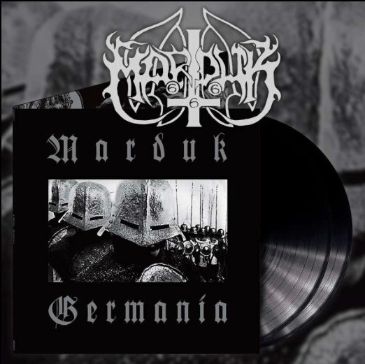 Image of Marduk - Germania black DLP