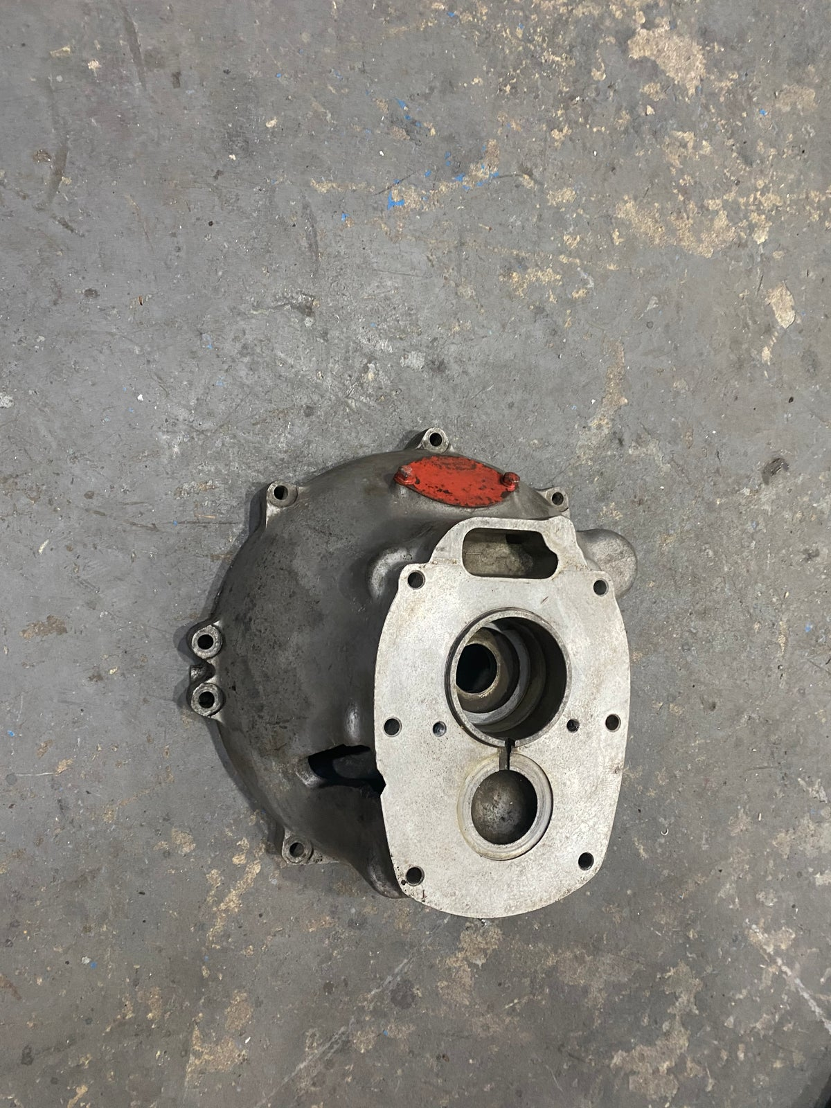BMW Bell housing Hurth type