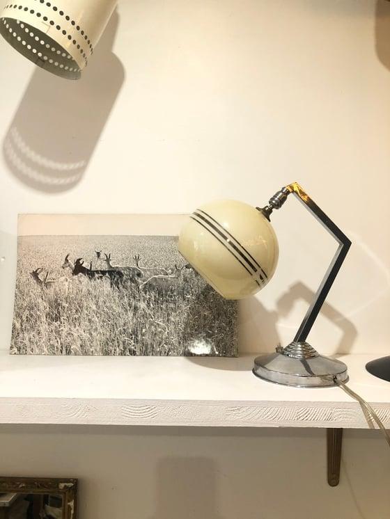 Image of Lampe vintage articulée