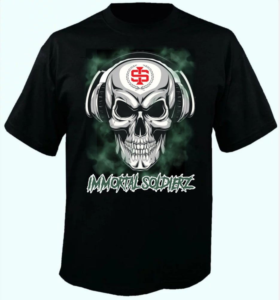 Image of Immortal Soldierz Tee 2021