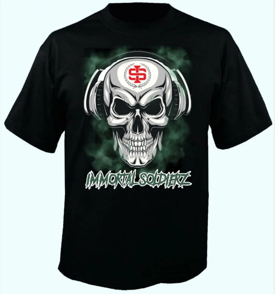 Image of Immortal Soldierz Tee 2020