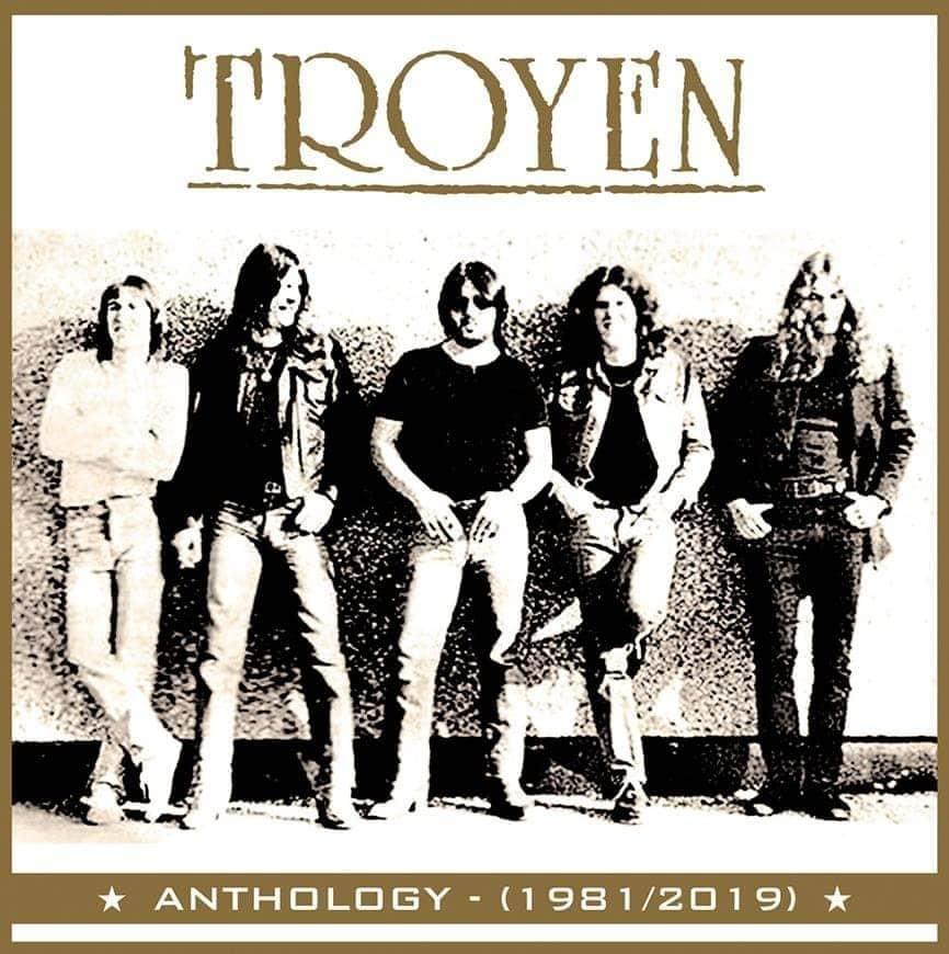 Image of Anthology 1981-2019 Double CD