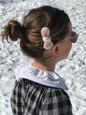 Image of Collerette JUPITER, neige {LA}