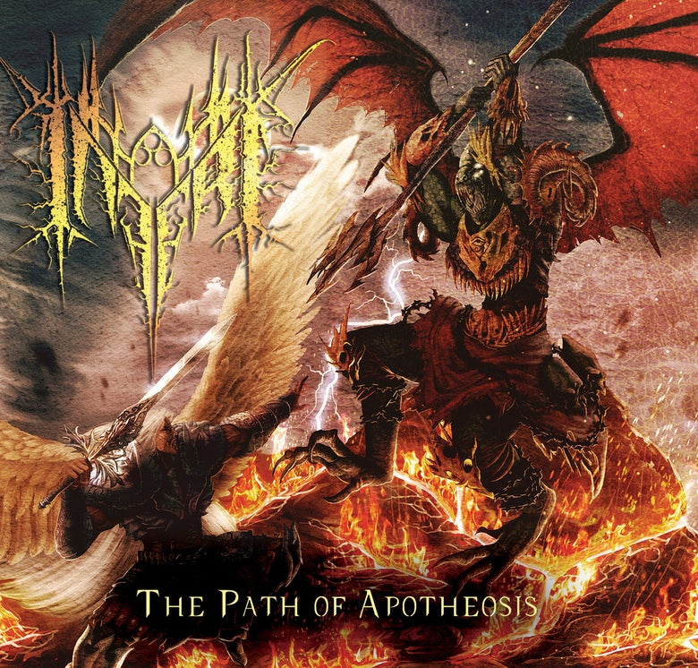 Image of INFERI - The Path of Apotheosis - CD