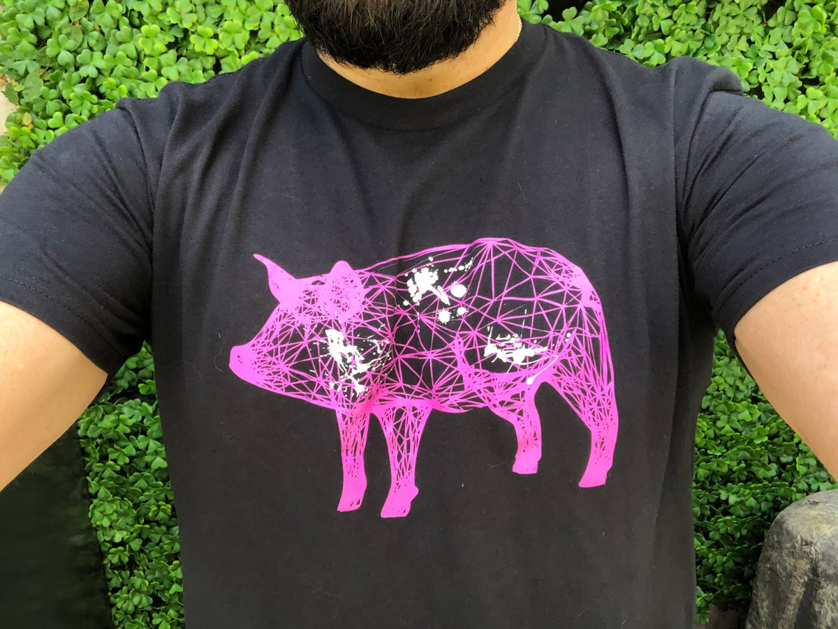 Image of Nu 3D Piggy