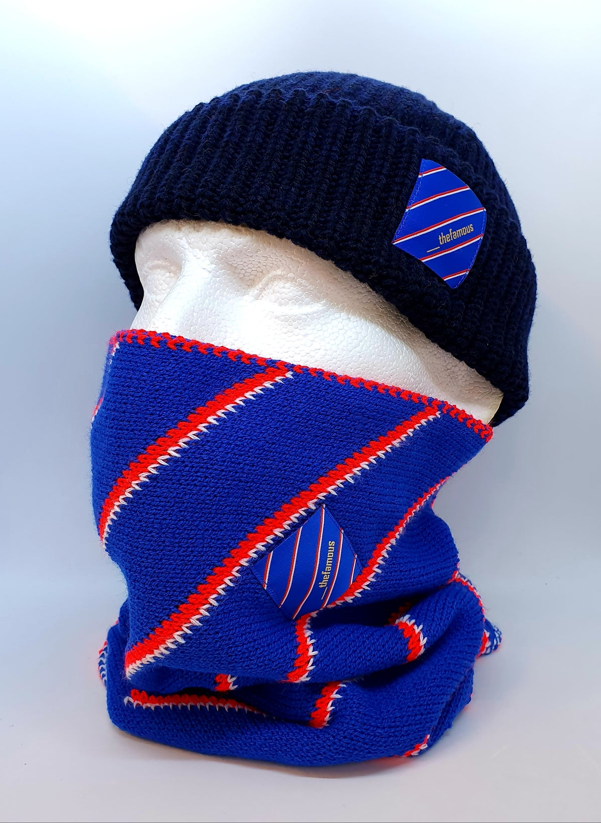 Image of Famous Colours Snood