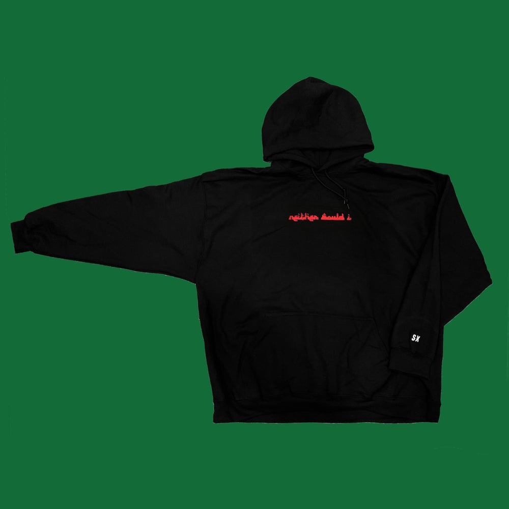 """Image of """"neither would i"""" // pullover hoody"""
