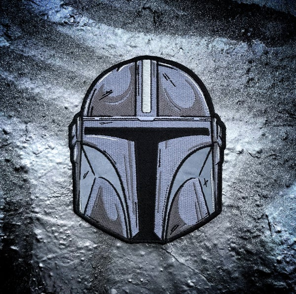 Image of Mando Bucket patch