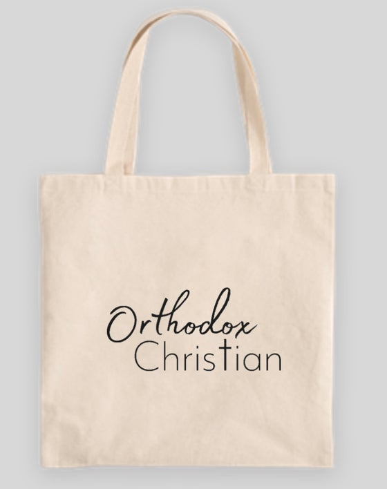 Image of Orthodox Christian Tote Bag