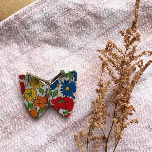 Image of Broche papillon Liberty