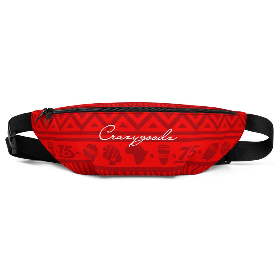 Image of The Culture Red Fanny Pack