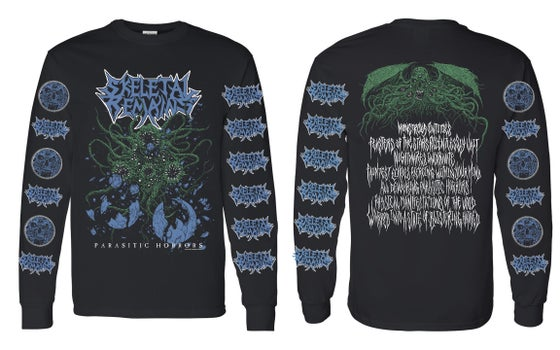 Image of Parasitic Horrors Long Sleeve