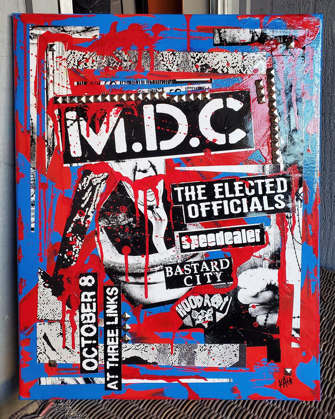 M.D.C 2017 (16x20 canvas)