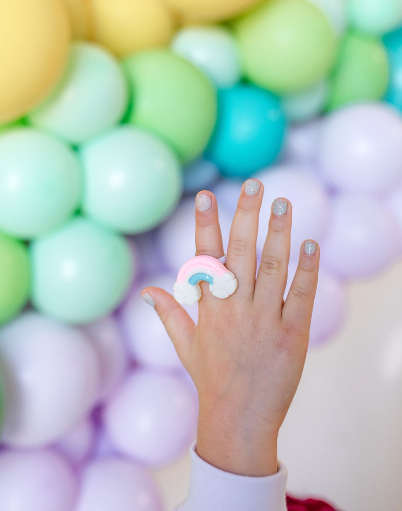 Image of Pastel Rainbow Ring