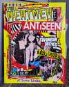 The Meatmen, Antiseen 2014 (12x16 canvas)