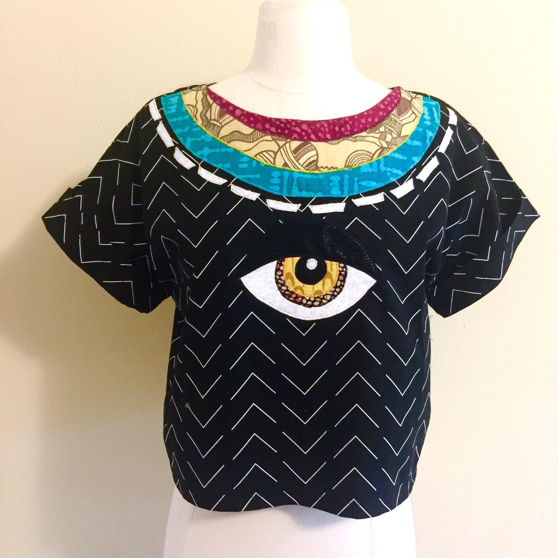 Image of Naii Eye Empress Top