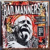 Bad Manners 2018 (11x11 canvas)