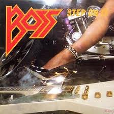 Image of BOSS - Step On It (PRE-ORDER)
