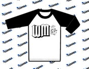 Image of WMco Logo Baseball Shirt + Digital Download