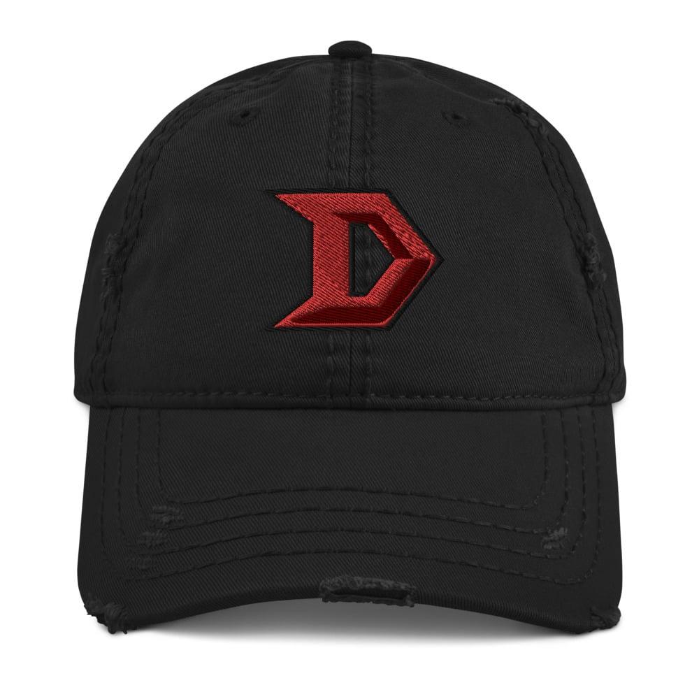 Image of Destroyer Distressed Dad Hat