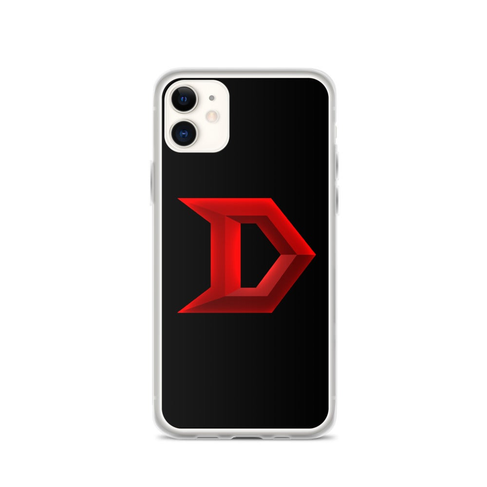 Image of Destroyer iPhone case