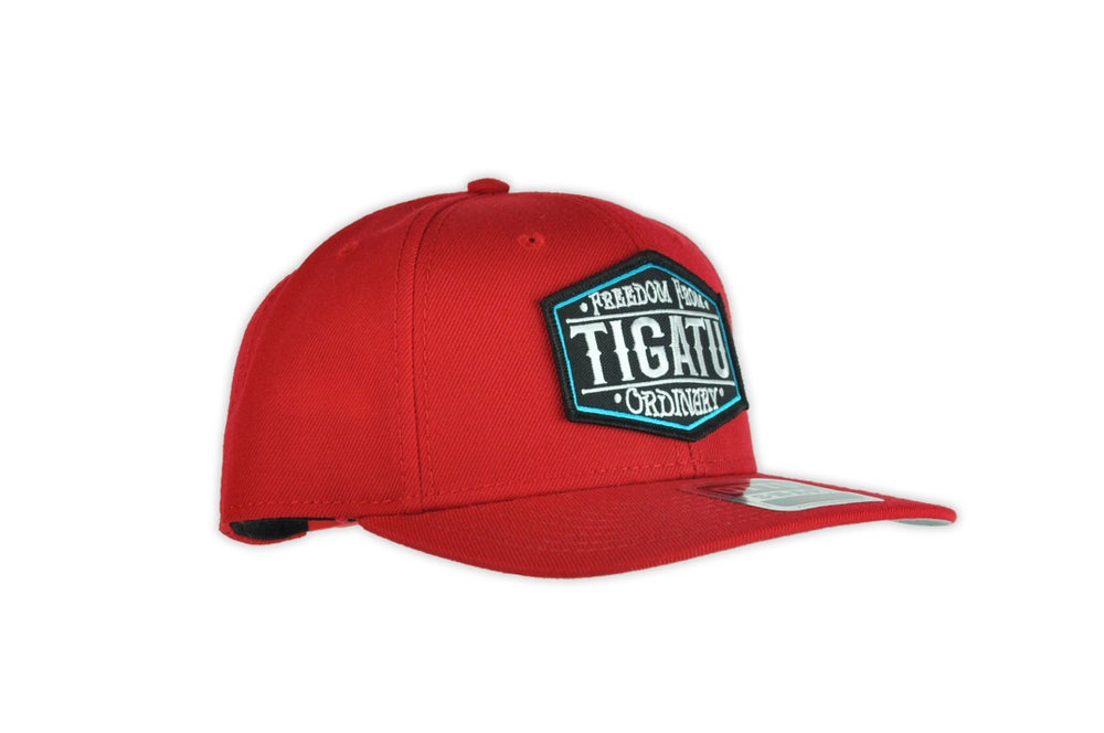 Image of Freedom Snapback - Red/Blue
