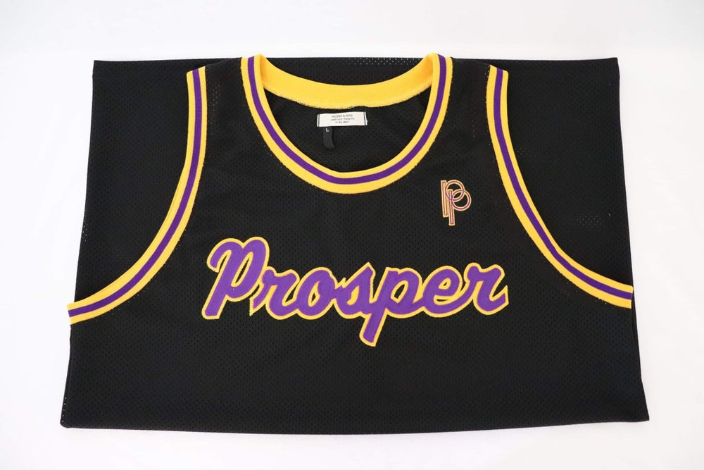 "Image of 1 of 2 ""laker"" colorway"