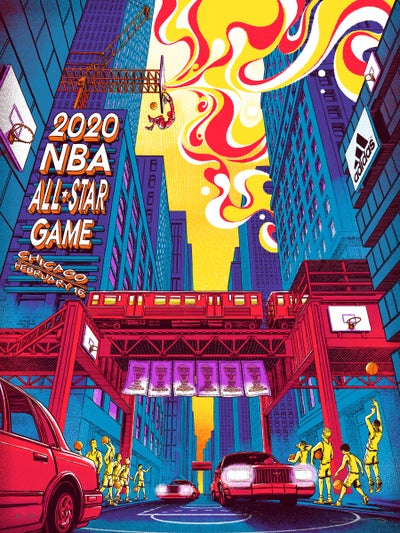 Image of NBA All-Star Game 2020