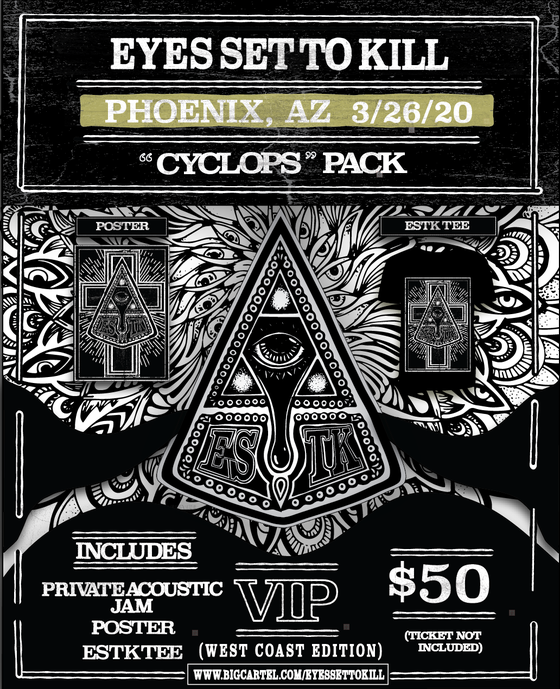 Image of Vip Package for Phoenix, AZ 3/26