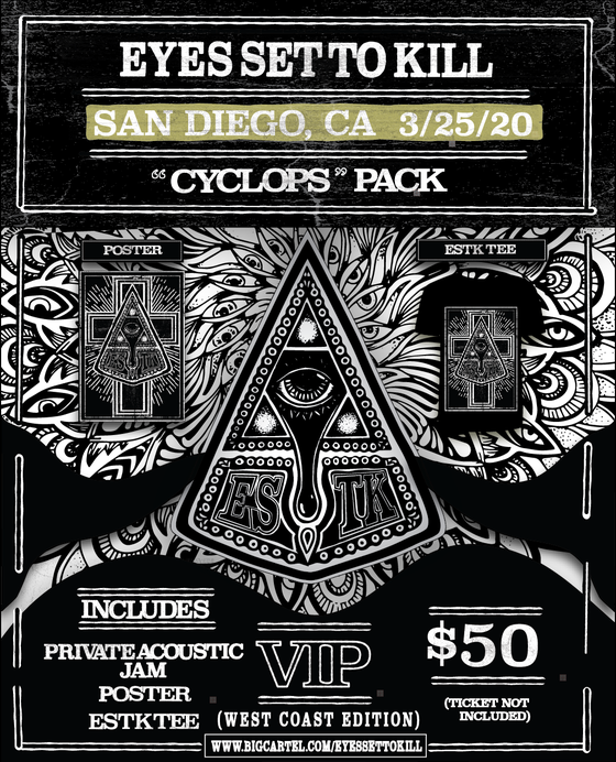 Image of Vip Package for San Diego, Ca 3/25