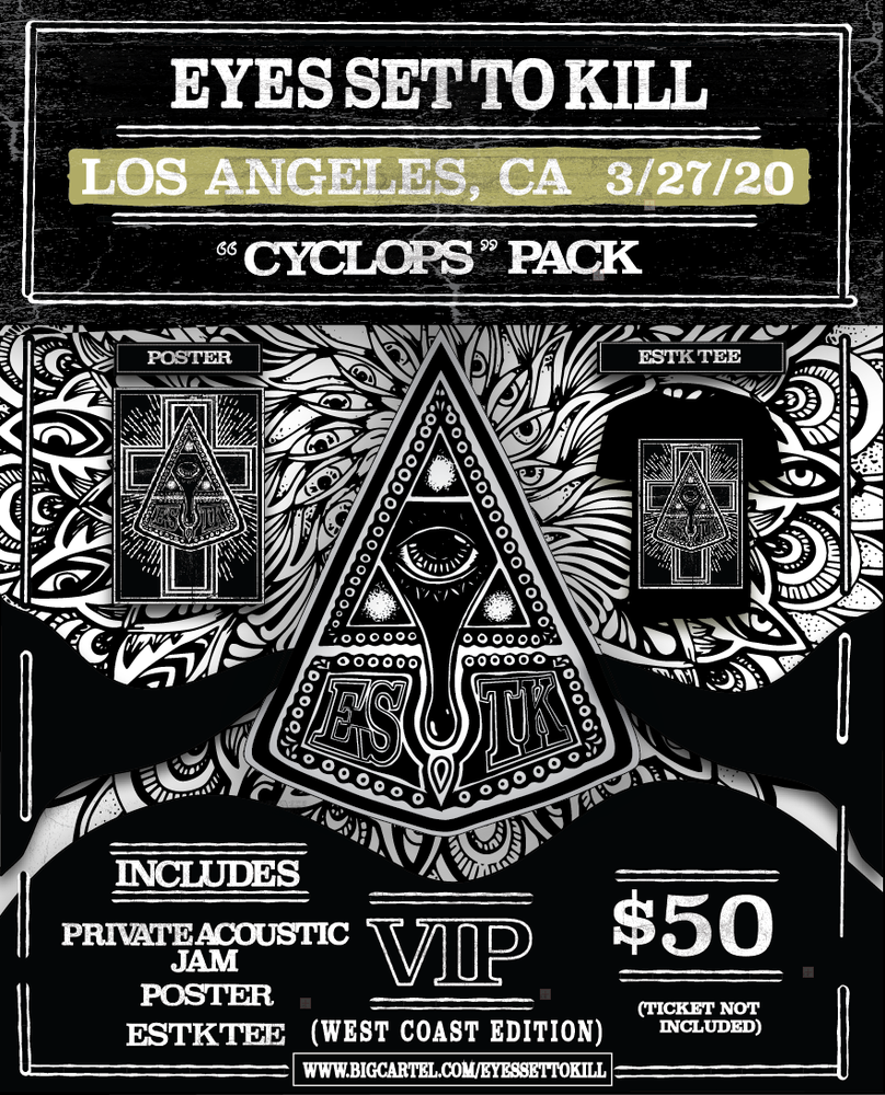 Image of Vip Package for Los Angeles, CA 3/27