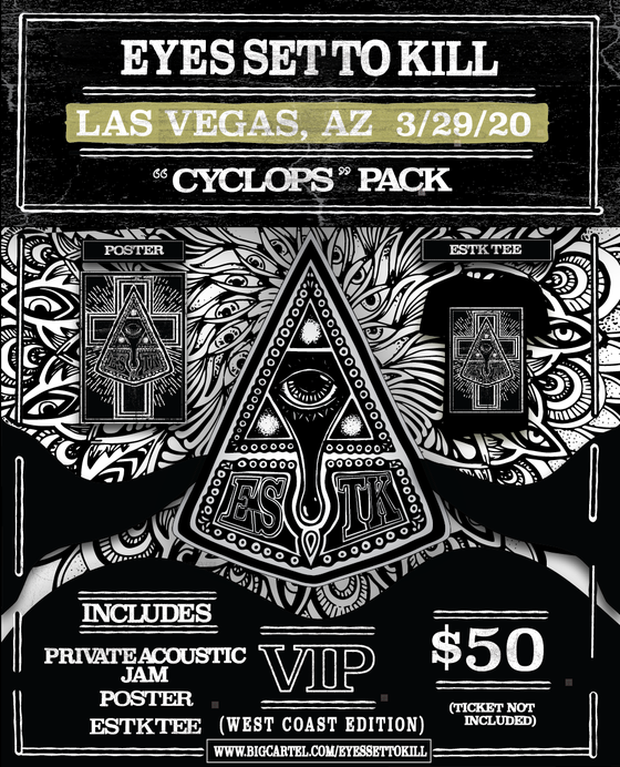 Image of Vip Package for Las Vegas 3/29