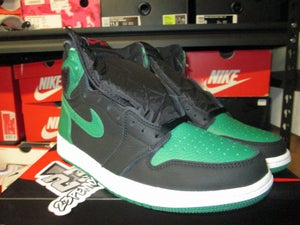 "Image of Air Jordan I (1) Retro High OG ""Pine Green/Black"""