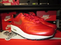 """Air Max 1 """"University Red/Metallic Gold"""" WMNS - areaGS - KIDS SIZE ONLY"""