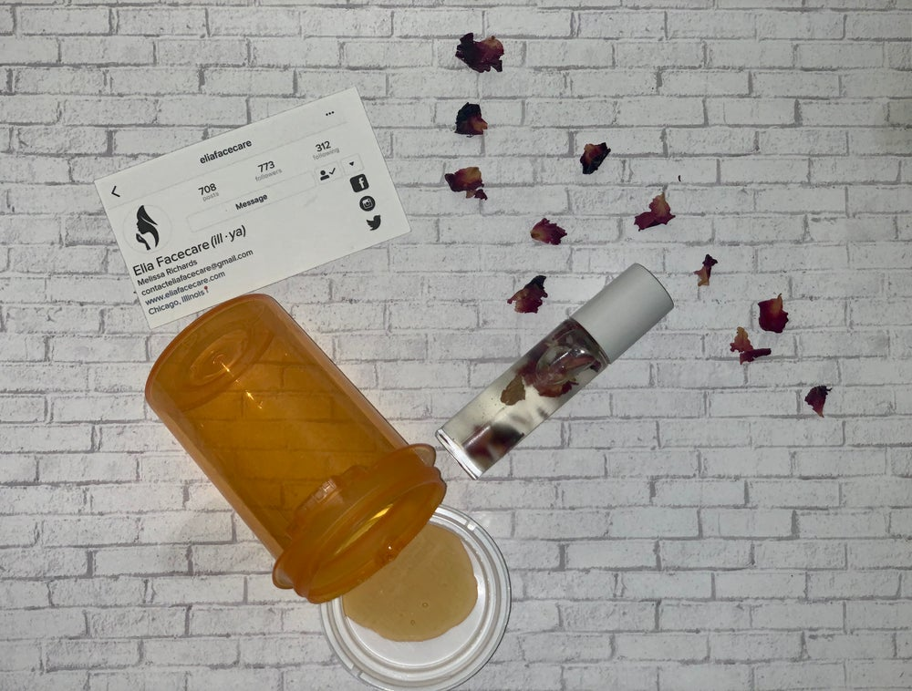 Image of Honey Rose Lip Elixir