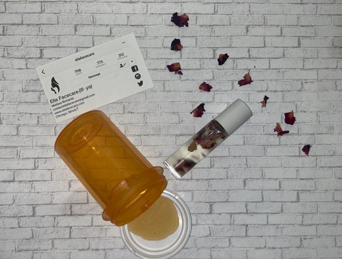 Image of Honey Rose Lip Elixir