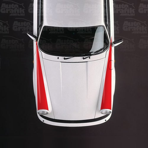 Image of G-SERIES SALZBURG STRIPE DECAL SET