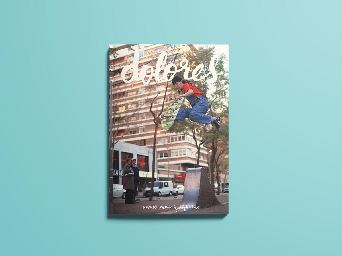 Image of Dolores Magazine #3