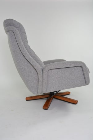 Image of Fauteuil RELAX gris