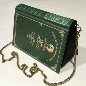 Image of Custom Order for Emily, Jane Austen Book Purse