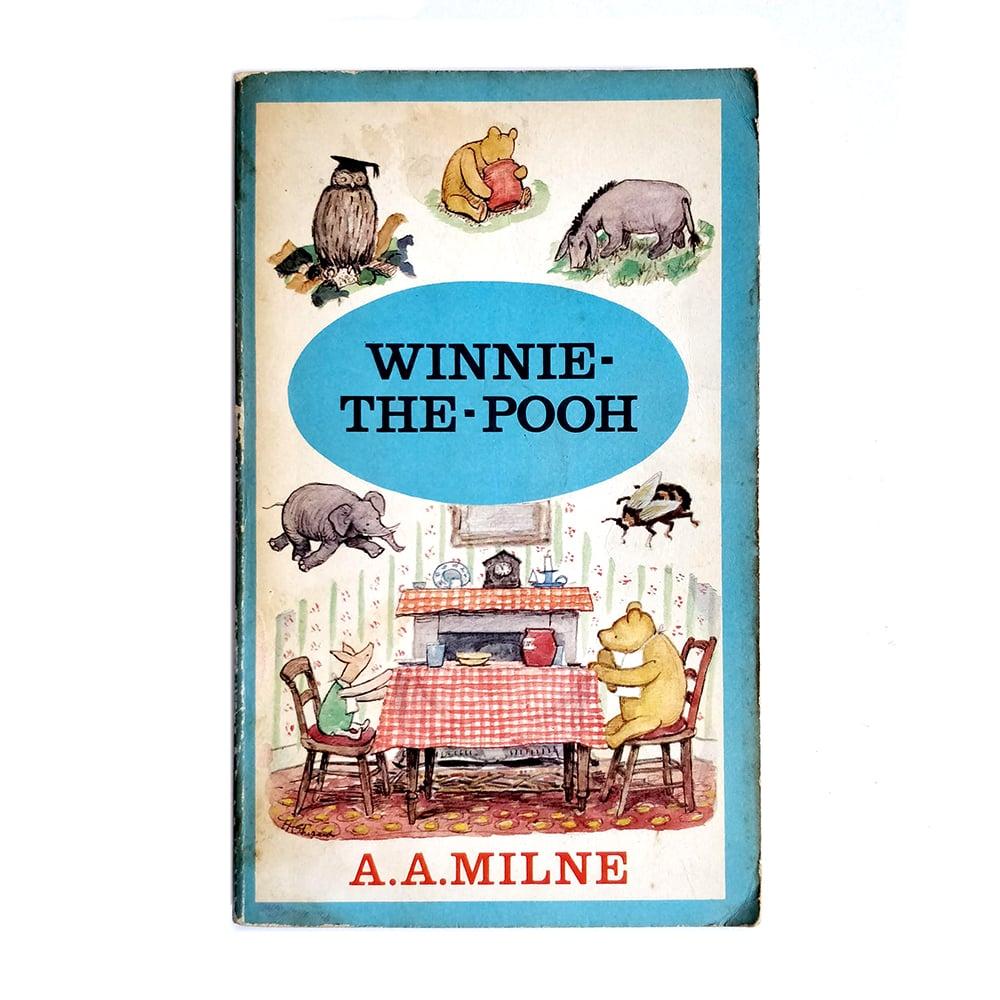 A A Milne - Winnie the Pooh