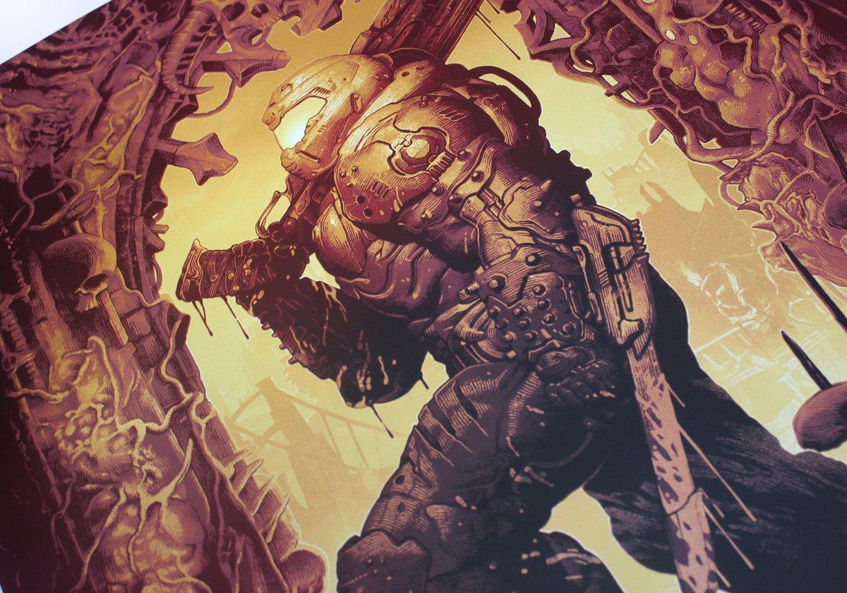 Image of Doom Eternal Variant