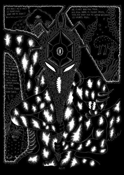 Image of Assassin Child by Tetsunori Tawaraya